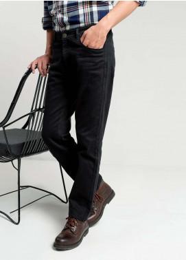 Brumano Cotton Casual Men Jeans -  BM20WP Black Slim Fit Jeans