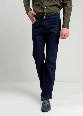 Brumano Cotton Casual Men Jeans -  BM20WP Dark Blue Slim Fit Jeans
