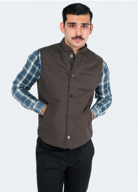 Brumano Cotton Sleeveless Jackets for Men - JKT-269