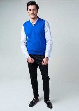 Brumano Cotton Sleeveless V-Neck Sweaters for Men - SL-017