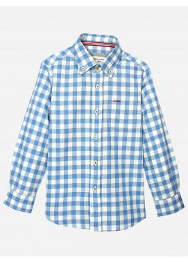 Brumano Cotton Casual Boys Shirts -  BRM-933