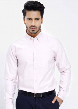 Brumano Cotton Formal Men Shirts   Pink BRM 158