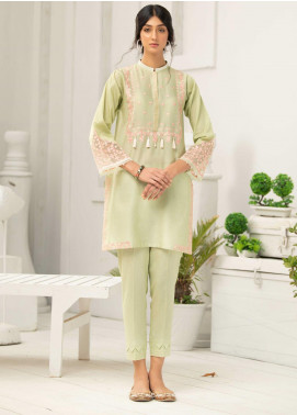 Takhleek By Hijab Omer Embroidered Jacquard Stitched 2 Piece Suit TK20CH DE-001