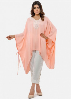 Change Embroidered Crepe Stitched Top CH18K CW1745