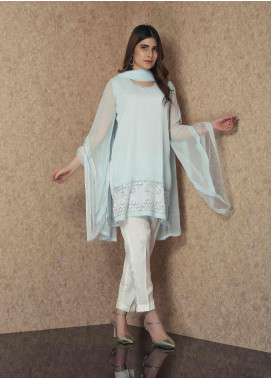 Change Casual Chiffon Stitched 2 Piece Suit CK2231