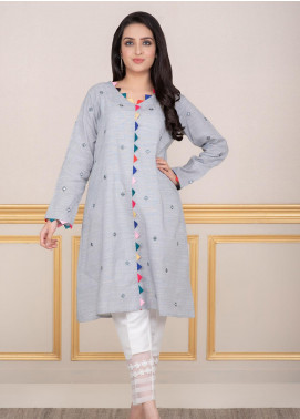 Change Casual Cotton Stitched Kurtis CK2258