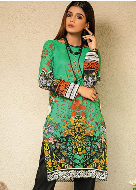 Change Printed Lawn Unstitched Kurties CG20I CL-002 - Spring / Summer Collection