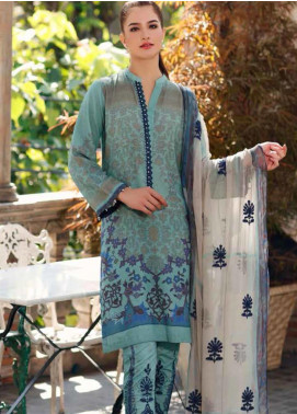 Charizma Embroidered Karandi Unstitched 3 Piece Suit CRZ20K 01 - Winter Collection