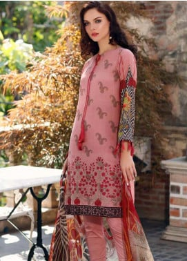 Charizma Embroidered Karandi Unstitched 3 Piece Suit CRZ20K 02 - Winter Collection