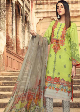 Charizma Embroidered Karandi Unstitched 3 Piece Suit CRZ20K 11 - Winter Collection