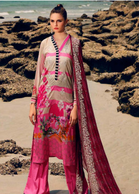 Charizma Embroidered Lawn Unstitched 3 Piece Suit CRZ20-N2 51 - Summer Collection