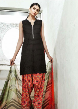 Charizma Embroidered Lawn Unstitched 3 Piece Suit CRZ20-N2 58 - Summer Collection