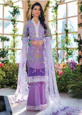 Gulaal Embroidered Lawn Unstitched 3 Piece Suit GL20CL 03 - Spring / Summer Collection