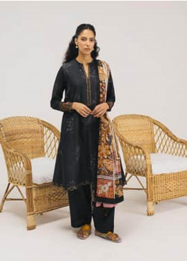 Coco by Zara Shahjahan Embroidered Lawn Unstitched 3 Piece Suit COC20SS 4B - Spring / Summer Collection