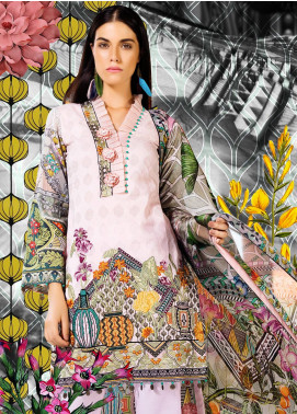 Coronation Embroidered Jacquard Unstitched 3 Piece Suit COR18E 04 - Festive Collection