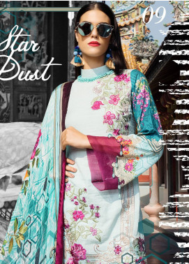Coronation Embroidered Jacquard Unstitched 3 Piece Suit COR18E 09 - Festive Collection