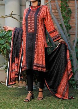 Daman by VS Textiles Printed Lawn Unstitched 3 Piece Suit VS20L 04A - Summer Collection
