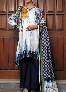 Daman by VS Textiles Printed Lawn Unstitched 3 Piece Suit VS20L 05B - Summer Collection