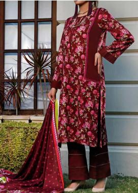 Daman by VS Textiles Printed Lawn Unstitched 3 Piece Suit VS20L 07A - Summer Collection