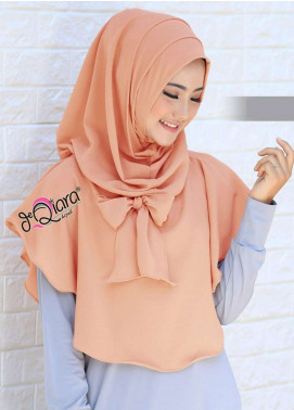 DeQiara  Bubble Pop  Ladies Scarves HH DeQiara Lipit 05 Coksu