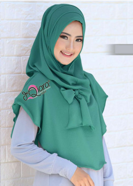DeQiara  Bubble Pop  Ladies Scarves HH DeQiara Lipit 10 Sea Green