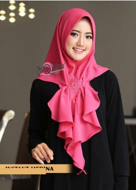 DeQiara  Bubble Pop  Ladies Scarves HH DeQiara Medina 01 Purple