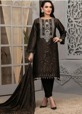 Desiree by Riaz Arts Banarsi Missouri Unstitched 3 Piece Suit RA20DM 9575 - Formal Collection
