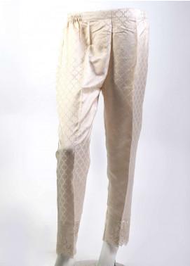 Dhanak Printed  Stitched Trouser DK18K DT-0985