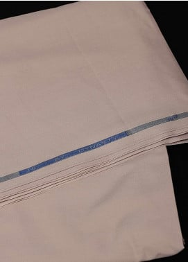 Dynasty Plain Wash N Wear Unstitched Fabric J.S Beige 4P2 - Summer Collection