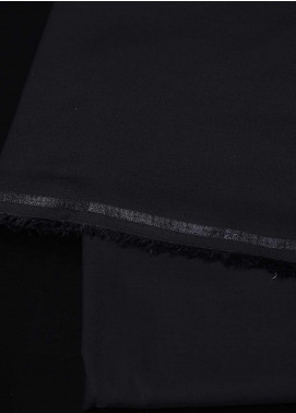 Dynasty Plain Wash N Wear Unstitched Fabric J.S Black 4P2 - Summer Collection