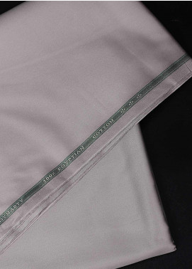Dynasty Plain Egyptian Cotton Unstitched Fabric Spark Stone - Summer Collection