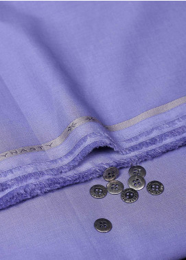 Dynasty Plain Cotton Unstitched Fabric York Soft Persion Jewel - Summer Collection