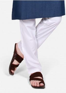 Edenrobe Washing Wear  Shalwar for Men - White EDS18M 9910