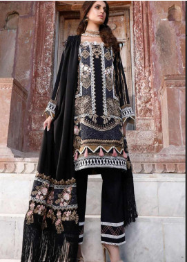 Elaf Embroidered Linen Unstitched 3 Piece Suit EL20W 06 - Winter Collection