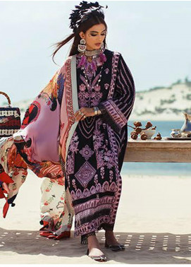 Elan Embroidered Lawn Unstitched 3 Piece Suit EL20L 6-A JIONI - Spring / Summer Collection