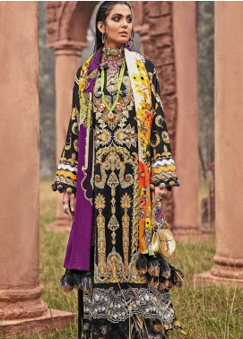 The Solstice Queen by Elan Embroidered Khaddar Unstitched 3 Piece Suit EL20SQ 01 POMONA - Winter Collection