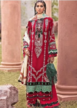 The Solstice Queen by Elan Embroidered Khaddar Unstitched 3 Piece Suit EL20SQ 04 ANTHEIA - Winter Collection