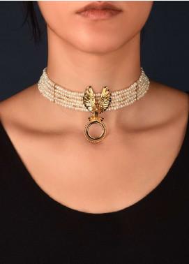 Esfir Jewels  Goldplated  Choker Tempest - Ladies Jewellery