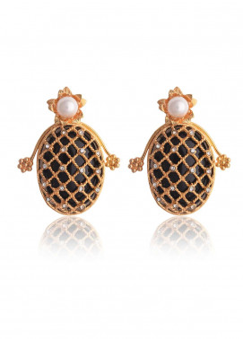 Esfir Jewels  Goldplated  Earrings Haveli - Ladies Jewellery