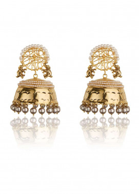 Esfir Jewels  Goldplated  Earrings Shalimar Bagh - Ladies Jewellery
