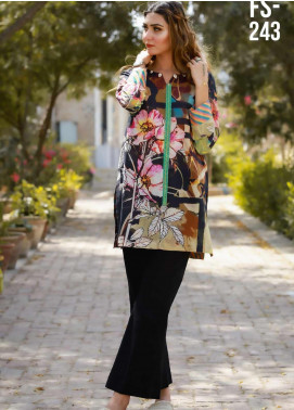Ezaan by Fateh Printed Lawn Unstitched Kurties FT20EZ FS-243 - Spring / Summer Collection