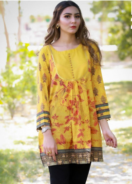 Ezaan by Fateh Printed Lawn Unstitched Kurties FT20EZ FS-249 - Spring / Summer Collection