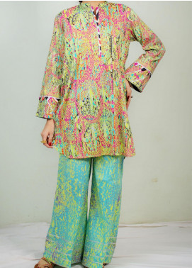 Fasanah by Fateh Printed Lawn Unstitched 2 Piece Suit FS20FT 253 ESFIR - Summer Collection