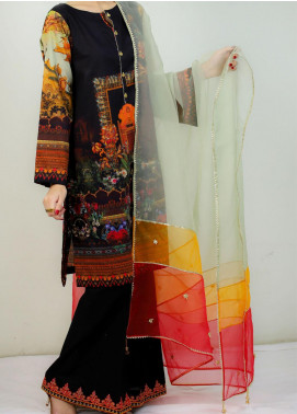 Fasanah by Fateh Embroidered Lawn Unstitched 3 Piece Suit FS20FT 262 JAHANARA - Summer Collection