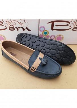 Fashionholic Casual Style   Shoes 6561 Black Bow
