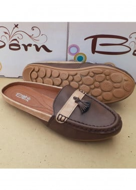 Fashionholic Casual Style   Shoes 6561 Dark Brown