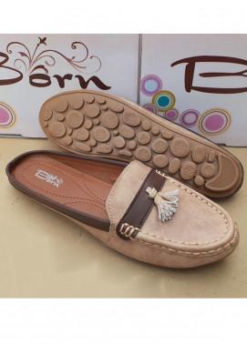 Fashionholic Casual Style   Shoes 6561 Dark Cream