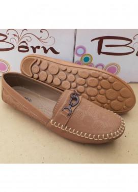 Fashionholic Casual Style   Shoes 6561 Light Fawn chian