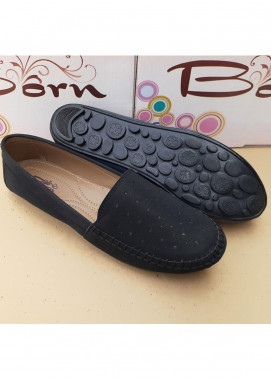 Fashionholic Casual Style   Shoes 6561 Pure Black