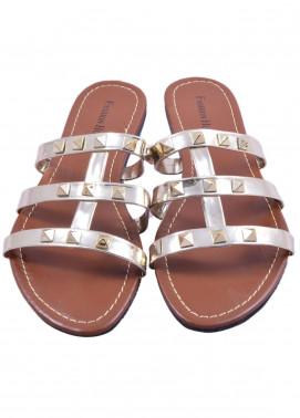 Fashionholic Casual Style  Flat Shoes 6202 Gray